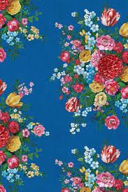 Dutch Painters Behang Donkerblauw Pip In 2019 Green Wallpaper