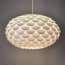 shade pendant lighting. modern designer white armadillo artichoke ceiling pendant light shade lighting g