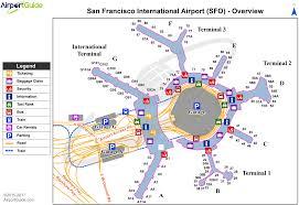 Sfo Runway Chart San Francisco International Airport Ksfo Sfo Airport Guide