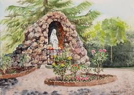 Small Picture Grotto of the Virgin Mary Grottoes and shrines Pinterest