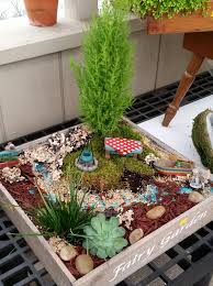 Diy Garden Projects Garden Projects For Kids 10 Diy Steps For Miniature Fairy Gardens