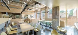 Dining Room And Bar Design Gallery Of Spatial Design Of North No 27 Shouhehuo