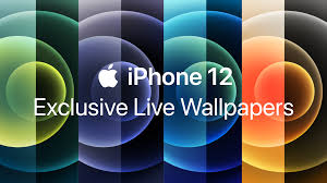 Exclusive iPhone 12 Live Wallpapers ...