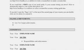 How To Improve Your Resume Amazing How To Make A Resumer Goalgoodwinmetals Invoice And Resume Ideas