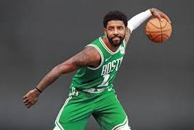 kyrie irving. Interesting Irving SEPTEMBER 24 Boston Celtics Guard Kyrie Irving Poses For A Intended E