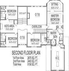 house plans for 50 foot wide lot inspirational how big is 5 000 sq ft quora