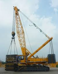 Xcmg 150 Ton Crawler Crane Xgc150 On Changzhou Yamar Koope