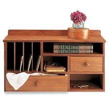 wall mount or desktop mail organizer