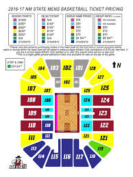 Pan Am Center Las Cruces Seating Chart Nmsu Changes Hoops Seating Map In Effort To Enhance Atmosphere