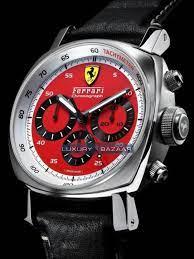 Officine Panerai Ferrari Chronograph Red Dial 45mm Fer 00028 Ferrari Watch Panerai Ferrari Swiss Watches For Men