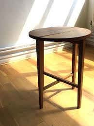 side tables folding table vintage canada patio