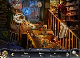 Hidden object games challenge you to find a list of objects in a larger picture or scene. Techwiser