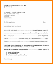 How Write A Guarantor Letter For Employment Cooperative Portrait