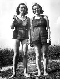 1940 lesbian women in sports