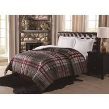 comforter set red and black plaid quilt black buffalo check bedding daybed comforter sets purple plaid