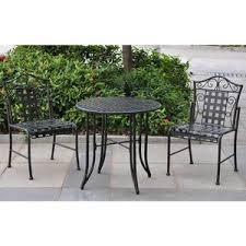 Size 3Piece Sets Outdoor Dining Sets  Shop The Best Patio Three Piece Outdoor Furniture