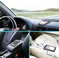 Wireless Charger <b>car</b> Wireless Charging pad <b>qi 10W Quick</b>