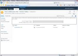 Sharepoint 2010 Library Template Create A Template From An Existing Sharepoint 2010 Team Site Dummies