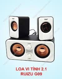 Loa Vi Tính 2.1 Ruizu G09   Điện Tử Vi Tính TVC