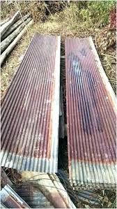 used tin roofing reclaimed corrugated used tin roofing for used tin roofing corrugated metal wall reclaimed