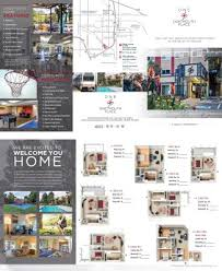 Brochures Adorable Apartment Brochure Design