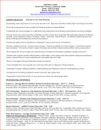 College Recruiting Resume Sample College Recruiter Sample Resume Mitocadorcoreano 15