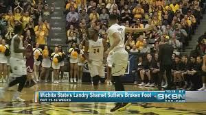 Landry Shamet suffers foot injury