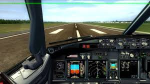 Fsx Adria Airways Pmdg B737 600 Landing At Ljlj Lju Airport