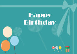 Templates For Birthday Cards Free Editable And Printable Birthday Card Templates