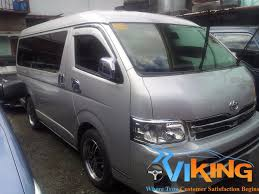 With driver TOYOTA HIACE. Rent a Car at VIKING ), Alabang