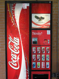 Vending Machines Soda Gorgeous Soda Companies Announce Calorie Counting Vending Machines Neon Tommy