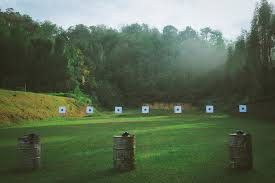 how to build a shooting range at home