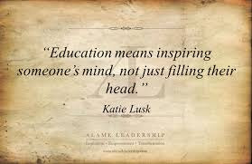 Inspirational Education Quotes Classy Educational Inspirational Quotes Inspiration Top 48 Great Education