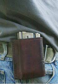 Leather Magazine Holder Gun Mesmerizing Fusion Of Old New Leather AR32 Magazine Pouch Options The