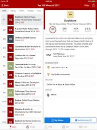 Wineratings By Wine Spectator On The App Store