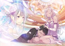 re zero starting life in another world hd wallpaper background image 2048x1460 id 696793 wallpaper abyss