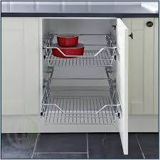 pull out baskets kitchen cabinets pull out basket in