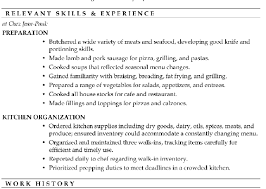 Aaaaeroincus Marvellous Customer Service Resume Format         Aaaaeroincus Fetching Resume Sample Prep Cook With Astonishing Need More Resume Help And Unusual Tips For
