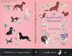 the hundred and one dalmatians first edition cover by the grahame johnstone sisters