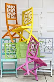 colored wood patio furniture.  Wood Love These Colorful Patio Chairs By Annabelle To Colored Wood Patio Furniture