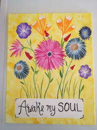 Diy Canvas Painting Diy Canvas Painting Cute For Mothers Day Easter Or To Brighten