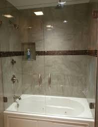 bathtub design seamless shower doors tampa flseamless home depot