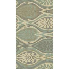 sunbrella outdoor fabric by the yard 54 in w aura seaglass paisley outdoor fabric