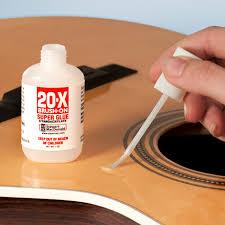 stewmac brush on super glue stewmac