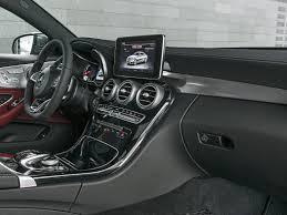 2017 mercedes benz c class coupe hatchback base c300 rear wheel drive coupe interior 2
