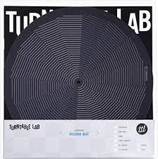 Turntable Lab: LeWitt Slipmat Record Mat (Pair, Black ... - Amazon.com