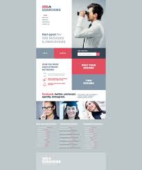 Job Portal Website Templates