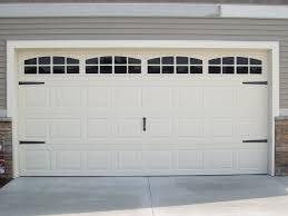 Garage Door garage door repair milwaukee photographs : Backyards : Two Car Garage Door Interior Design Solid White Wood ...