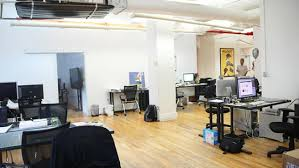 creative agency office. Creative Office For Ad Agency In Chelsea NYC