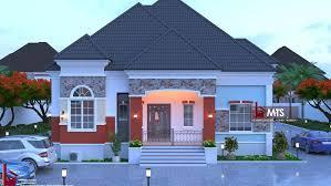 5 bedroom bungalow nigerian building